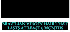 CurlsQueen High Grade Brazilian Virgin Hair Of Longer Lifespan